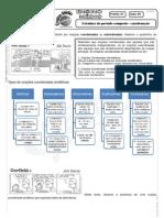 Português - Pré-Vestibular Impacto - Estrutura do Período Composto - Coordenção I