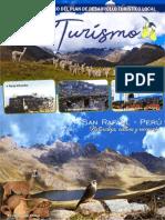 Análisis Estratégico del Plan de Desarrollo Turístico Local-San Rafael - Ambo - Huánuco