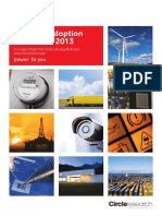 Vodafone M2M Barometer Report 2013