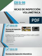 3.1 Tecnicas de Inspeccion Volumetrica RT
