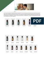 Mezclas Patentadas Grado Terapéutico