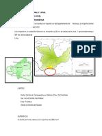 Diagnostico Regional y Local