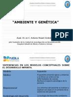DIPLOMADO Ambiente y Genetica