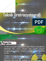 Teknik Uretrocystografi