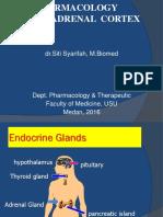 Pharmacology Adrenal Gland