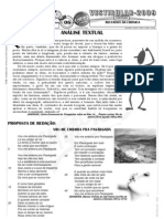 Português - Pré-Vestibular Impacto - Crônica - Recursos
