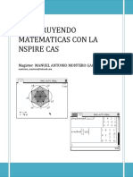 Construyendo Matematicas Con La Ti Nspire Cas_mam