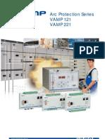 Brochure en Vamp 121-221