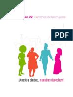 Capitulo 22. Derechos de Las Mujeres