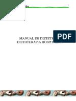 Dietoterapia Hospitalar