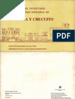 Catalogo Del Inventario Del Patrimonio Inmueble de La Punta y Chucuito