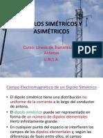 6. Dipolos Simétricos y Asimétricos 14