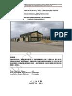 PROYECTO DE INVERSION UNIVERSIDAD NACIONAL DEL CENTRO PERU