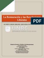 La Restauracion+