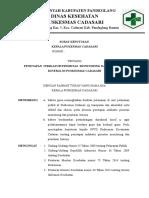 1.1.5.2 - SK - Penetapan Indikator Prioritas Untuk Monitoing Dan Menilai Kinerja