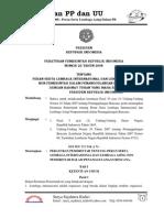 PP No 23 tahun 2008 = Peran Serta NGO dalam Penanggulangan Bencana
