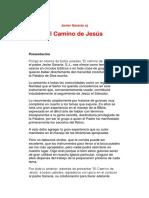 El Camino de Jesús-Javier Saravia Sj
