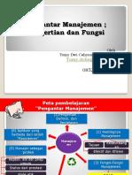 01-Pengertian Manajemen