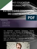 Estrategias Cognitivas de Comprension, Resumen y Parafrisis