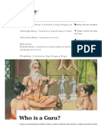 Who is a Guru_ _ IndiaFactsIndiaFacts