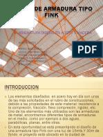 Diseño Armadura Fink Final