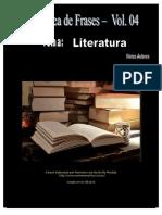 04 - Frases Literatura