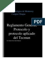 Protocolo Aplicado