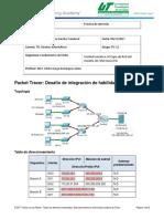 8.4.1.2 Packet Tracer - Skills Integration Challenge