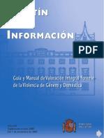 Guía y Manual de Valoración Integral