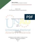 Unidad 1 Fase 1 - Factores Psicológicos Relacionados Con El Origen Del Problema