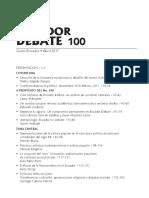 Ibarra Cultura Popular Caricatura Ed 100