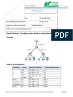 7.2.4.9 Packet Tracer - Configuring IPv6 Addressing.docx