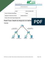 7.4.1.2 Packet Tracer - Skills Integration Challenge