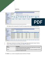 User Manual - Transaksi Keuangan
