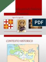 Periodo Bizantino