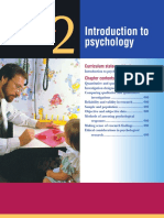 chapter 2 - introduction to psychology
