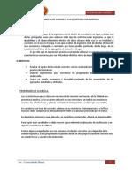 Ajuste de Mezcla Informe Nº 4