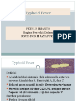 Typoid Fever