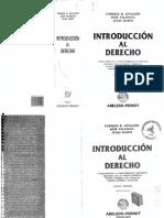 Aftalion Vilanova Raffo  Introducción  al Derecho