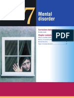 chapter 7 - mental disorder