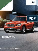 BMW Catalogue X Series X1