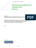Ecosistemas Del Delta Del Parana