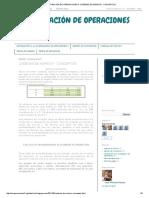 Investigación de Operaciones Ii_ Cadenas de Markov _ Conceptos