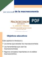 1. La Ciencia de La Macroeconomía (Gregory Mankiw)
