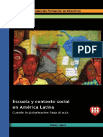 Libro2EscuelaYContextoSocialEnAméricaLatina_NéstorLópez_2007