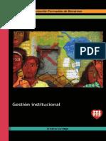 Libro4GestiónInstitucional_CristinaCarriego_2007