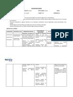 Planificación de Unidad Nivelacion C-medio Nt1 Marzo 2013