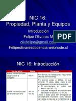 Taller de Normas Internacionales de Contabilidad - NIC 16 Prop.planta y Equipos (2)