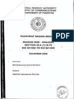 Pavement Design-By SAMPAK