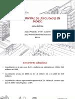 Competitividad de Las Ciudades en México Jorge (1)
